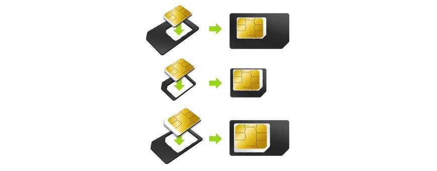 Adaptadores SIM