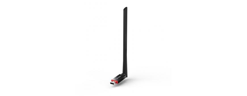 Adap. USB - WIFI para Interior