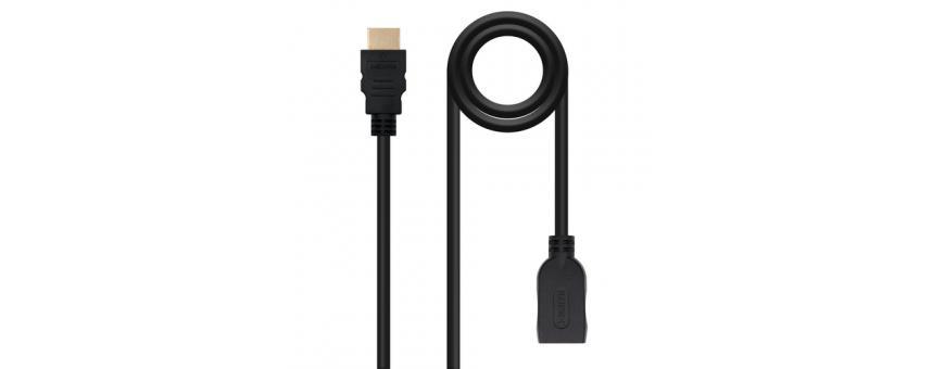 Alargadores HDMI