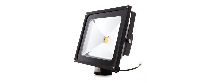Focos Proyectores LED para Exterior