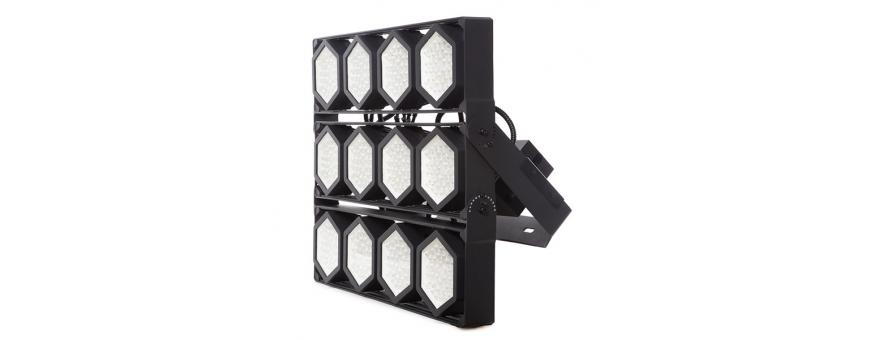 Focos Proyectores LED Exterior Serie PRO
