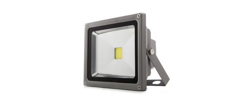 Focos Proyectores LED Exterior 12 y 24VDC