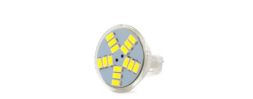 Bombillas LED MR16 / GU5.3