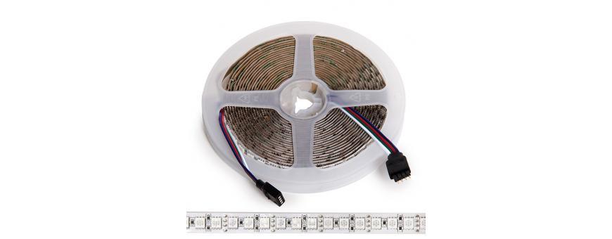 Tiras LED 12VDC RGB