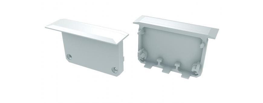 Perfiles para Tiras LED (Aluminio y Policarbonato)