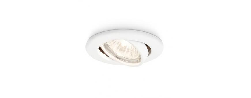 Aros Empotrables para Bombillas LED