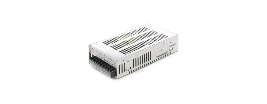 Transformadores para Tiras de LEDs 12/24VDC