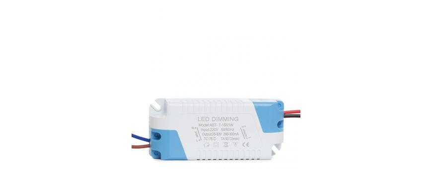 Drivers Dimables para Downlight y Placas LED
