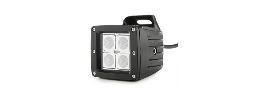 Focos y Barras LED 9-33VDC para Automóviles y Náutica