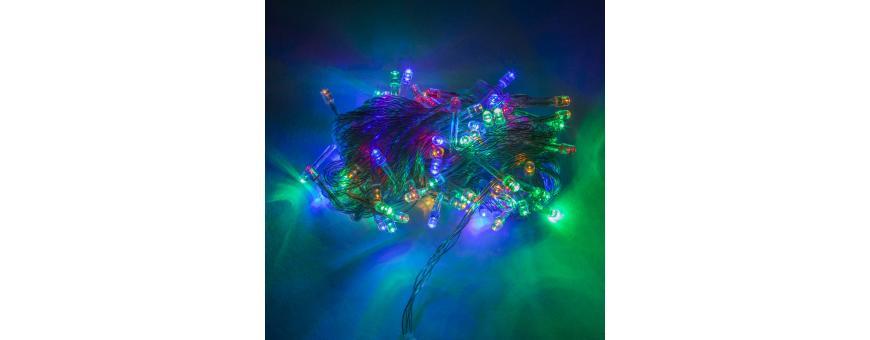 Guirnaldas y Mallas LED