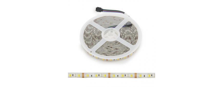Tiras de LEDs con Temperatura de Color Variable