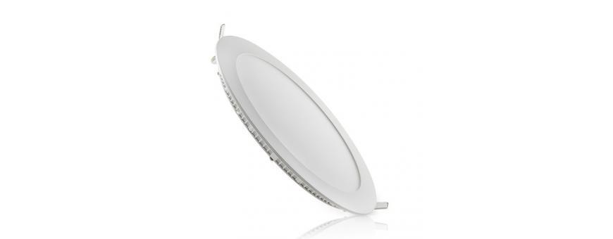 Placas Downlight LED Ultrafinas