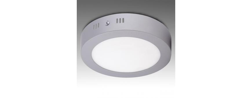 Plafones LED de Superficie