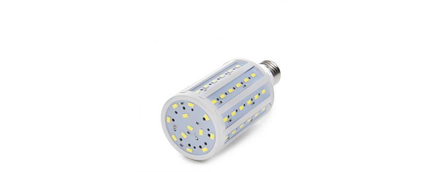 Bombillas LED 12VAC/DC para Instalaciones Solares