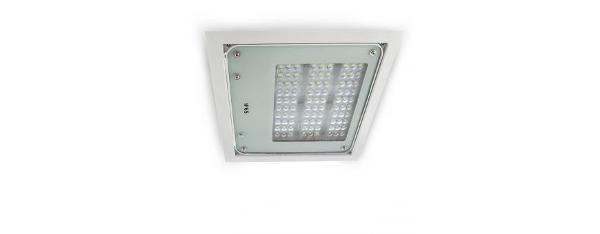 Focos Proyectores LED Exterior Especial Doseles
