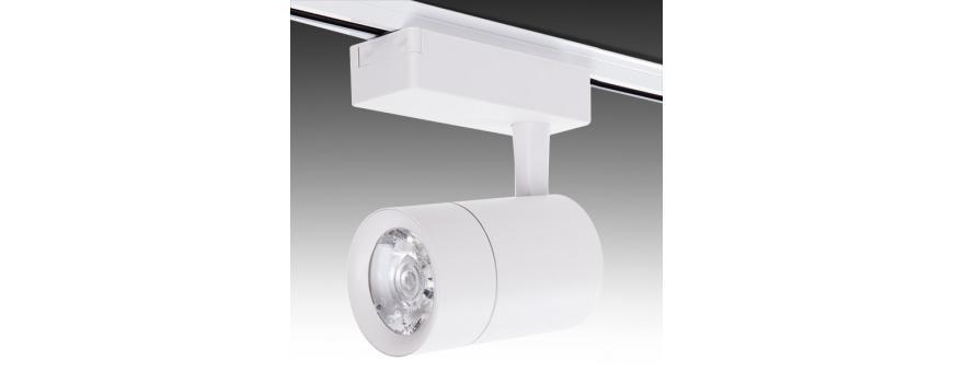 Focos LED para Instalación en Carril