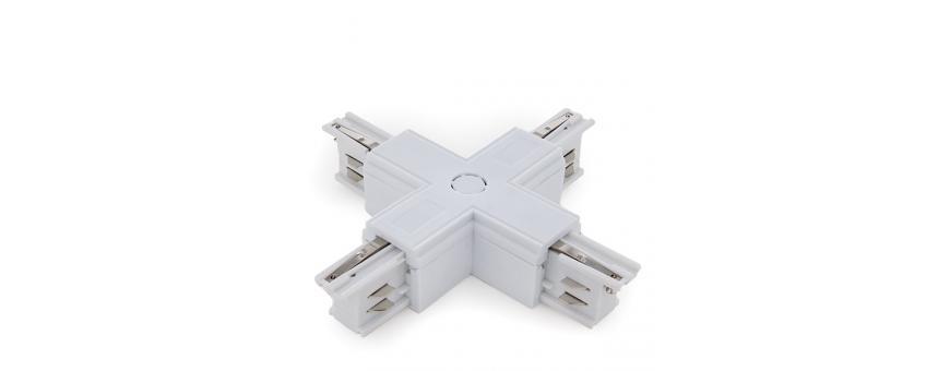 Accesorios para Focos de Carril de LED