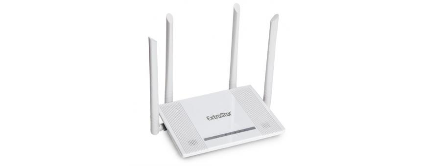 Routers y Repetidores WIFI
