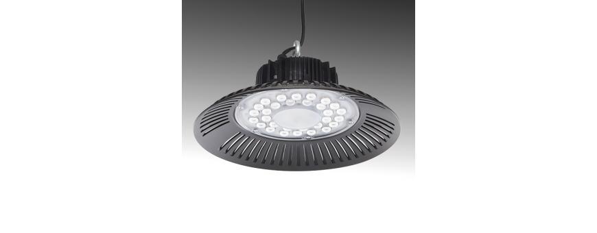 Campanas LED Industriales
