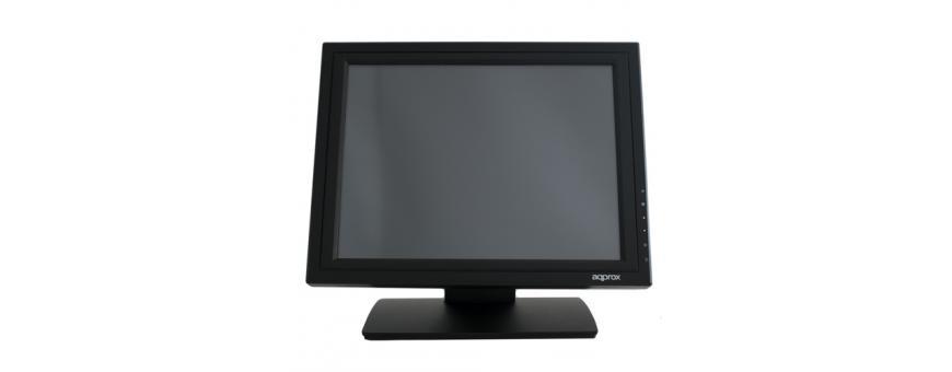 Monitores tpv y táctiles