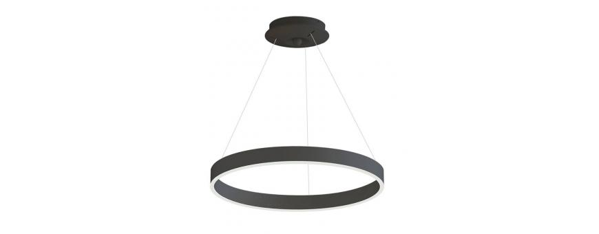 Lámparas led circulares