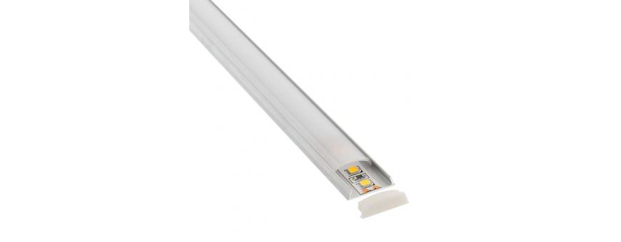 Perfiles para tiras LED