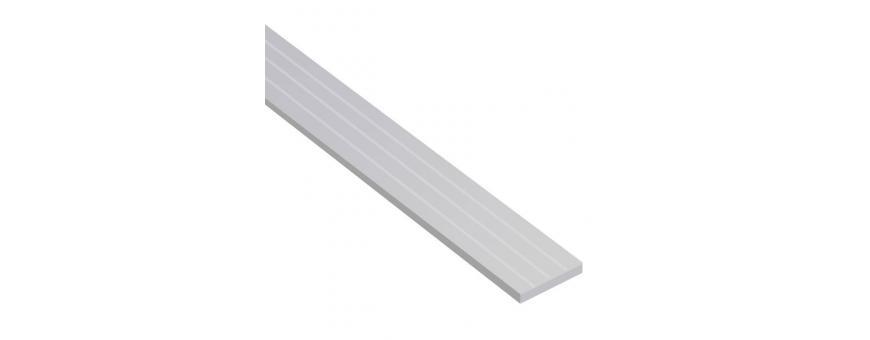 Pletinas de aluminio