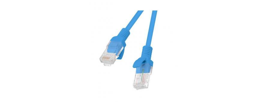 Cables de Red + 2 mt