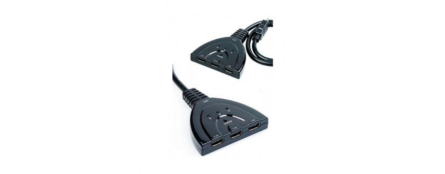 Cables audio - vídeo