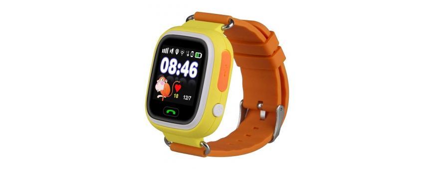 Relojes con Localizador (SIM)